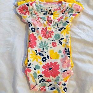 Preemie baby onesies 3 set